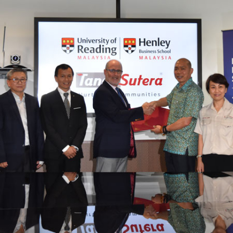 University of Reading Malaysia partners with Sutera Mall to enhance learning experience of real estate students