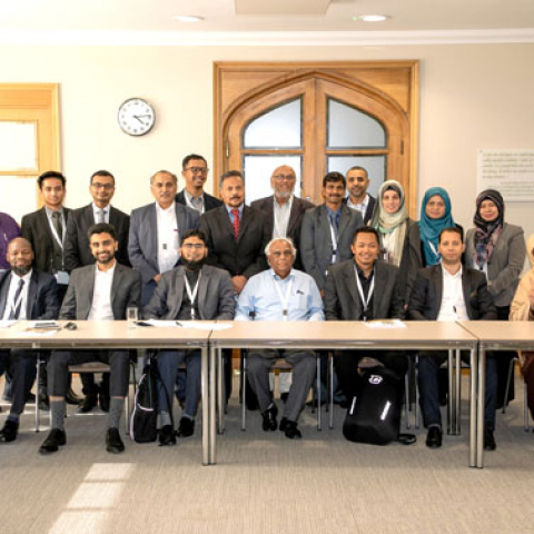 Henley Business School Academic conducts specialised workshop during annual Gulf Research Meeting